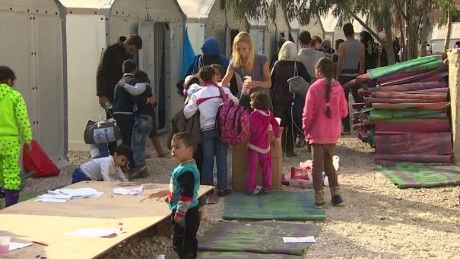 syrian refugee camp in leros greece lklv damon_00015512