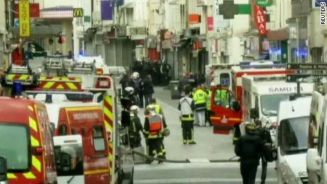 paris attacks terrorist apartment raid france sot _00001506