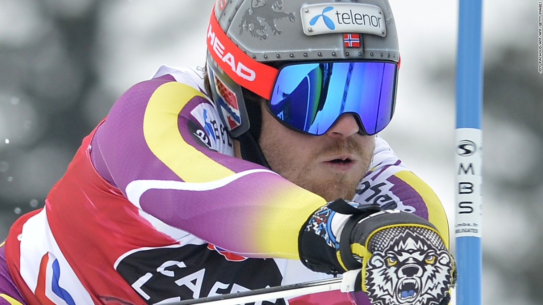 Last season he won two World Cup globes and finished second overall to Marcel Hirscher.