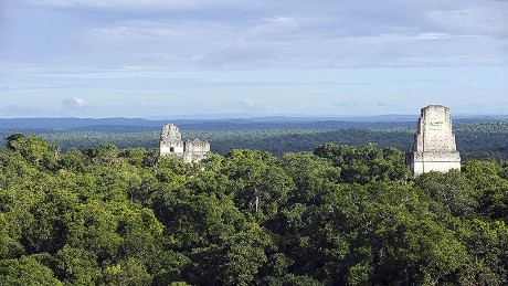 Tikal: Targeted by the Death Star.
