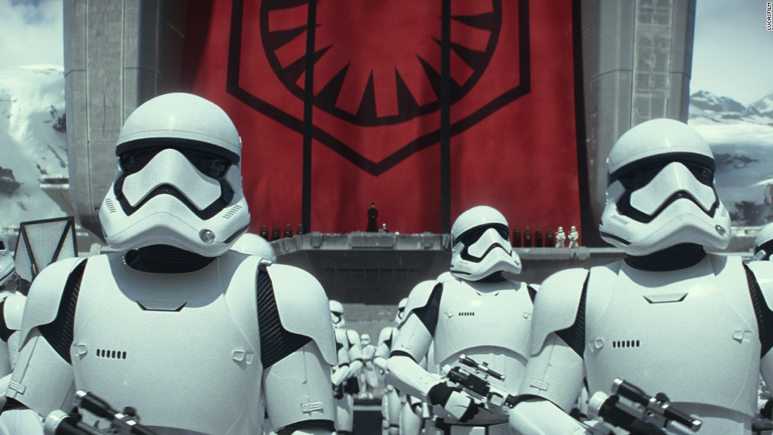 "Here's a recap. The Galactic Empire is now called the First Order, the Rebels call themselves the Resistance, and there's no trace of the Sith. Maybe they also have been rebranded? Fingers point to the Knights of Ren, an evil covenant formed after the events of the original trilogy. That's where Kylo Ren gets his name, as apparently does everyone else who's part of the mysterious alliance. Just like the Sith with ""Darth."" Still with us?"
