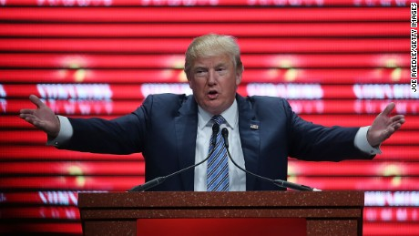 Donald Trump's horrifying words about Muslims
