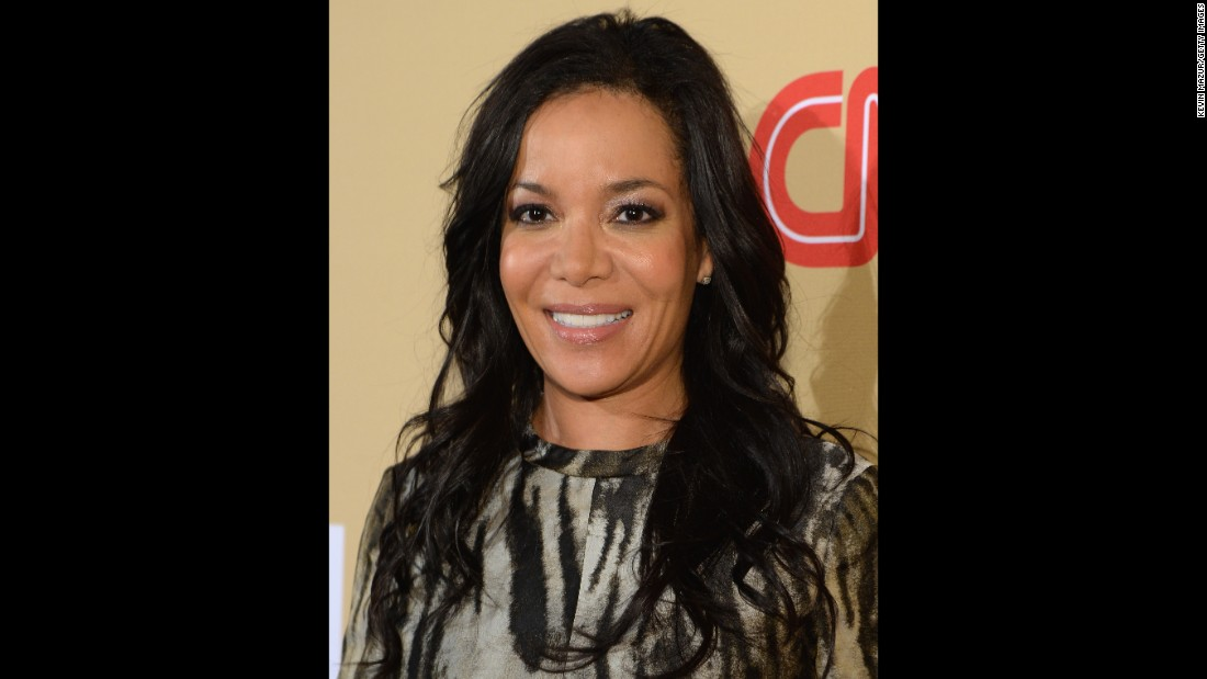 Sunny Hostin is a CNN legal analyst