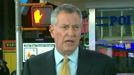 New York Mayor: No credible threat against NYC