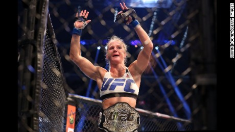 Holly Holm: The preacher's daughter with a ferocious kick