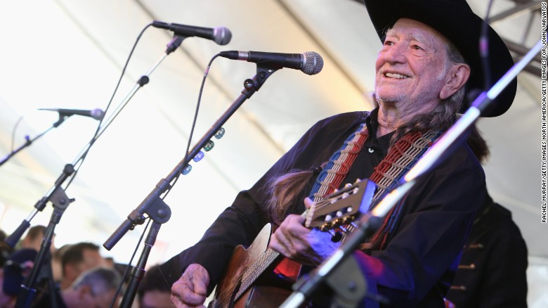 Willie Nelson on legal pot, Donald Trump and more