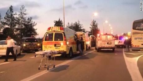 west bank attack american killed liebermann bpr nr_00004626