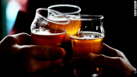 How to stick with your exercise resolution: Drink beer