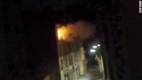 paris attacks police raid suicide explosion abc new vo_00003607