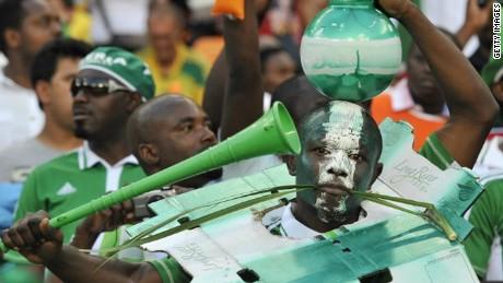 Nigerian fans create rival football league on Twitter
