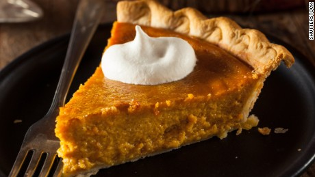 Pumpkin pie isn't a necessity, but for many Americans, Thanksgiving dinner wouldn't be complete without it.