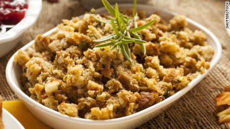 Stuffing is one Thanksgiving tradition. VizEat is trying to start another.