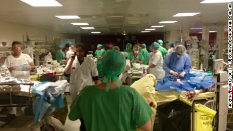 paris attacks doctor viral photo harlow pkg_00000000.jpg
