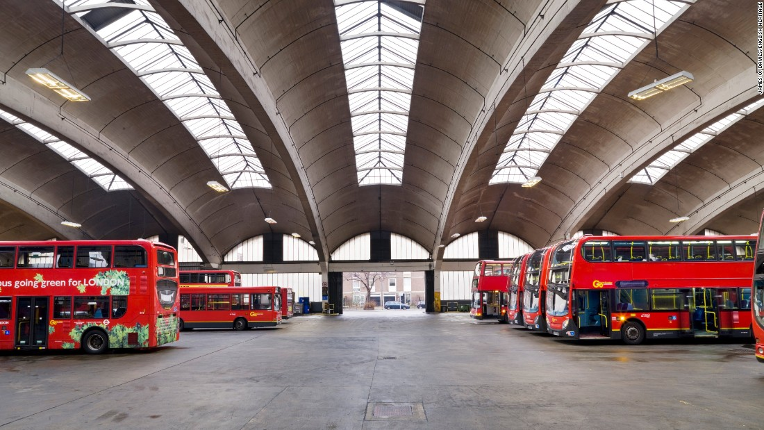 Why brutalist architecture must be saved for Garage ad buc