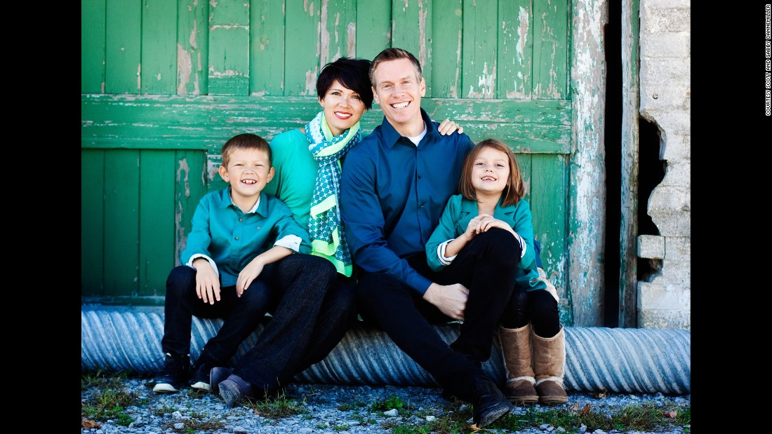"Scott and Gabby Dannemiller and their children went a ""Year Without a Purchase"" (also the title of his book) and refocused on their family mission statement and the spiritual life they wanted to lead together."