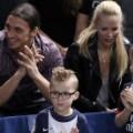Zlatan Ibrahimovic family