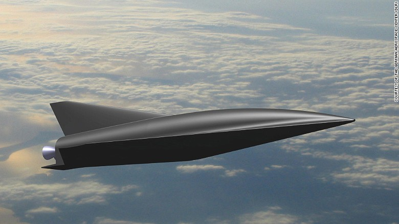 DARPA's Mach 20 Plane Takes Off Today at 13,000 MPH - Kara Swisher ...