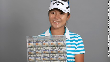 Lydia Ko: Teenager scoops $1M LPGA Tour jackpot