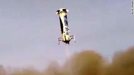 Rocket historic landing Blue Origin newday_00000000