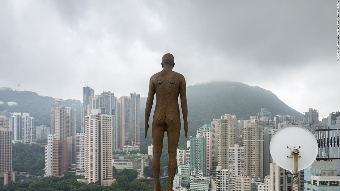 """Event Horizon"" in Hong Kong, is set in the city's central and western districts."