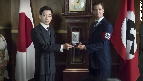 "Amazon show ""The Man in the High Castle"""