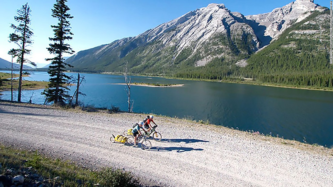 Rides don't come much bigger or more remote than this. The Great Divide Mountain Bike Route is off-road touring from Canada's Alberta all the way to New Mexico that takes in 61,000 meters of climb. That's more than 200,000 feet of glorious thigh burn.