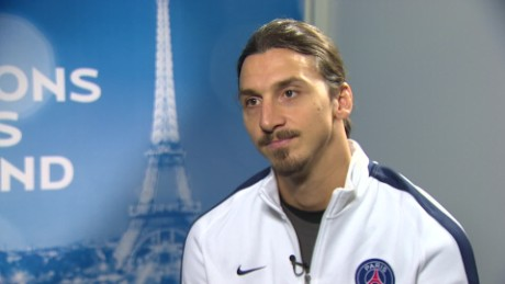 Zlatan Ibrahimovic paris attacks davies_00011926
