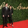 british fashion awards 2015 david beckham victoria beckham