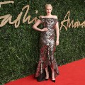 british fashion awards 2015 gwendoline christie
