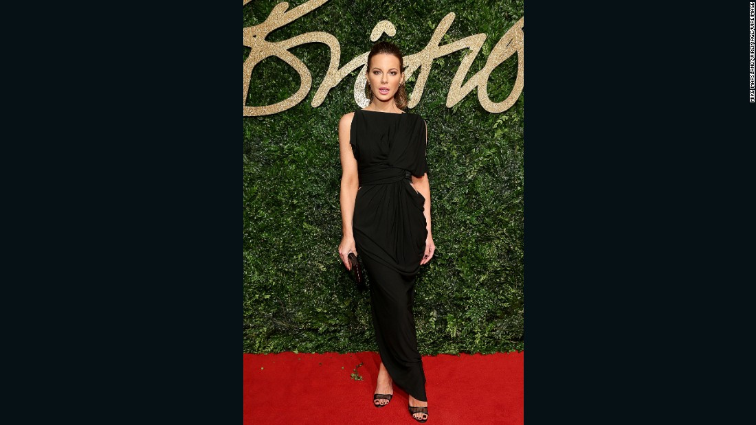 Kate Beckinsale in Vionnet.