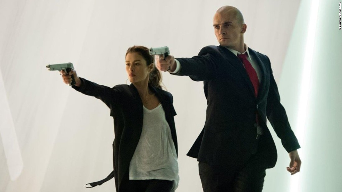 "<strong>""Hitman"": </strong> Agent 47 has the tables turned on him as he becomes engulfed in a political conspiracy, in this action drama based on a video-game series. <strong>(HBO Now) </strong>"