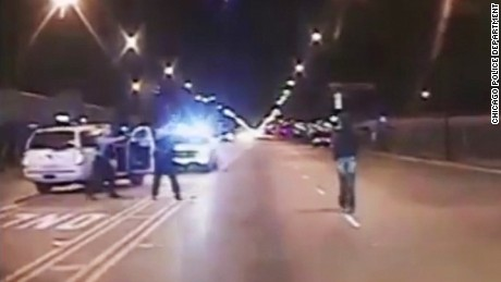 Laquan McDonald: The video that ignited protests