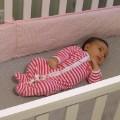 baby crib bumper pad