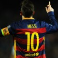 Lionel Messi Champions League Barcelona Roma