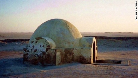 17 'Star Wars' locations that actually exist