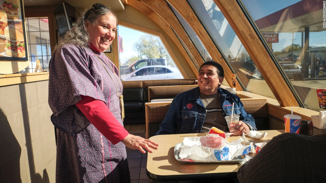 Four to five times a year, Ripley makes the trip from her home in Connecticut to the Cheyenne River Reservation. To date, her nonprofit has delivered an estimated $9 million in services and goods to the Lakota people.