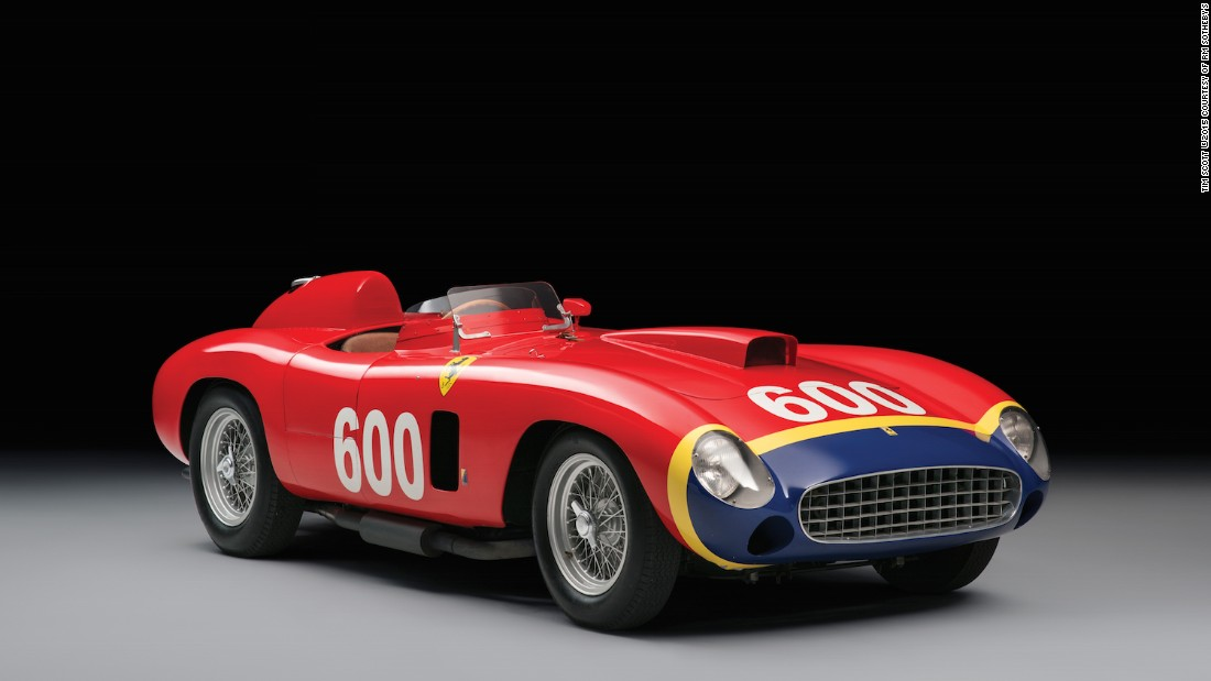 "Aside from stunning good looks and an unbeatable racing pedigree, RM Sotheby's' Peter Wallman described it as ""a car with which Enzo Ferrari was personally involved (with) and a fundamental part of Ferrari folklore."" Higher estimates put the car at $32 million."