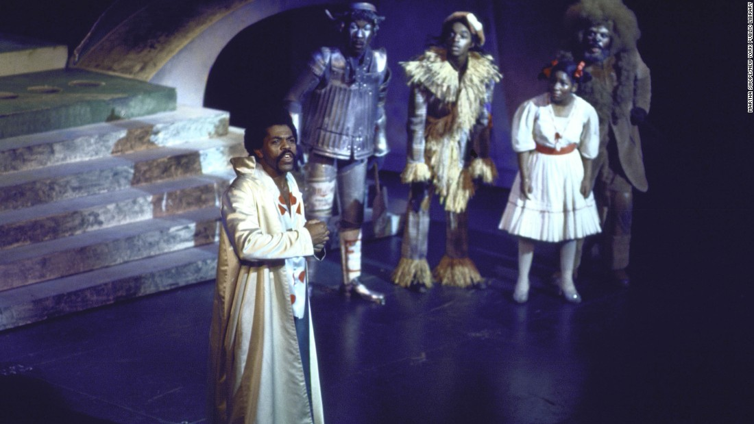 """The Wiz"" won seven Tony Awards for its 1975 Broadway production."