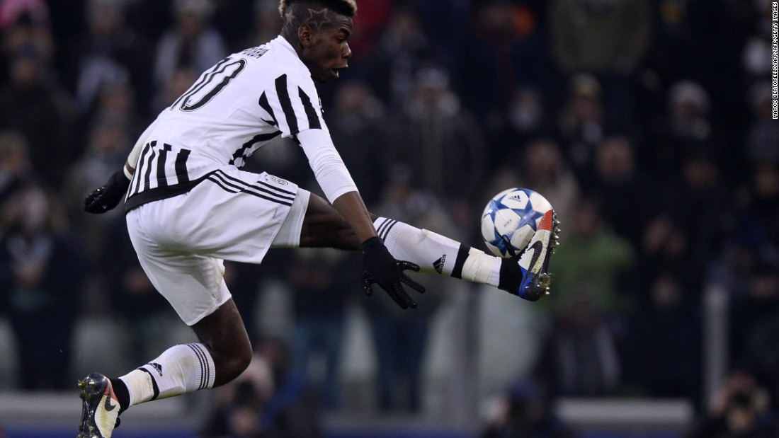 Nobody received more votes than Juventus midfielder Paul Pogba. At 22, Pogba's potential is absolutely frightening. He's arguably one of the best central midfielders in the world and is a key part of the Juve team which is top of Serie A.