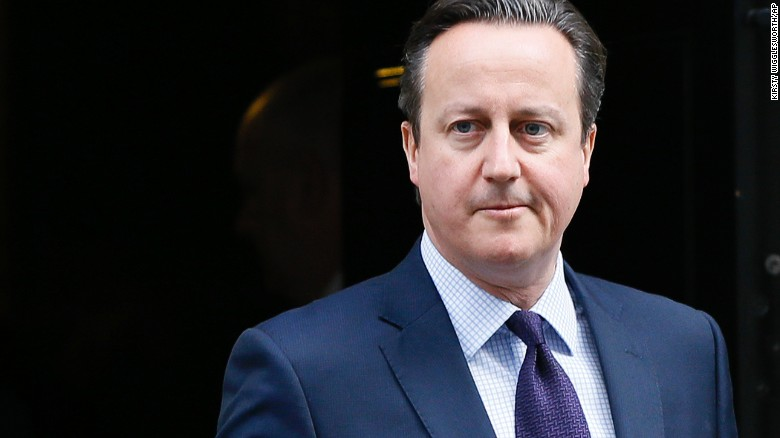David Cameron pushes for airstrikes in Syria
