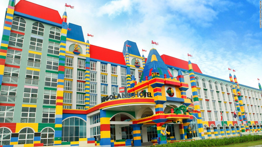Legoland is a part of the Iskandar Development, which has built a few other smaller-scale theme parks, such as the Hello Kitty and Angry Birds attractions in Johor.