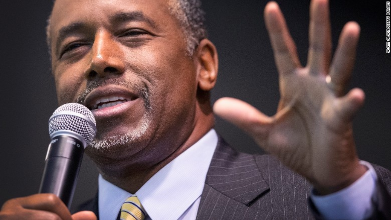 "Carson: ""An act of extreme hatred and violence"""