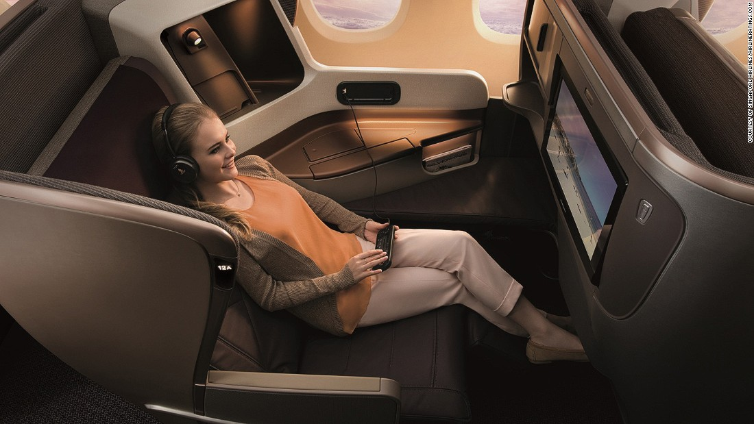"""Subtle, elegant, functional and very cozy"" is AirlineRatings.com's verdict on Singapore Airlines' revamped business offering. ""The airline has always listened to its customers and it shows again and again."""