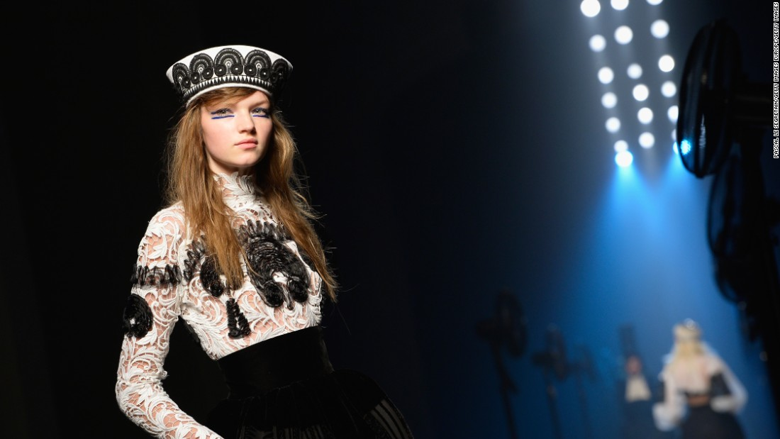 For decades, France has been the fashion industry's spiritual home and creative epicenter. Exclusively for CNN Style, designer Jean Paul Gaultier reflects on the groundbreaking designers who shaped France's style. <br /><em><br />Jean Paul Gaultier, Haute Couture Autumn-Winter 2015</em>