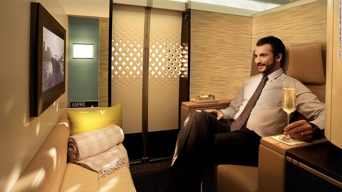 "Relative newcomer Etihad Airways has impressed with its premium offerings, which AirlineRatings.com says has made it a ""major force in the airline industry."" It won Best First Class and Best Long Haul (Middle East/Africa)."