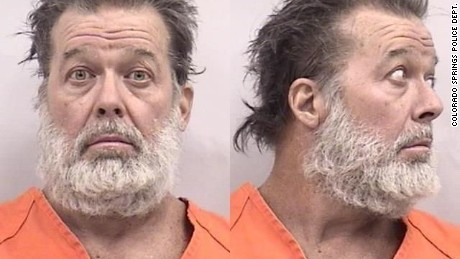 Robert Dear is suspected in the Planned Parenthood shooting.