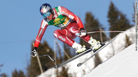 Aksel Lund Svindal wastes no time in ski World Cup comeback
