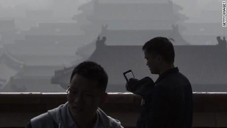China weather smog alert_00023710