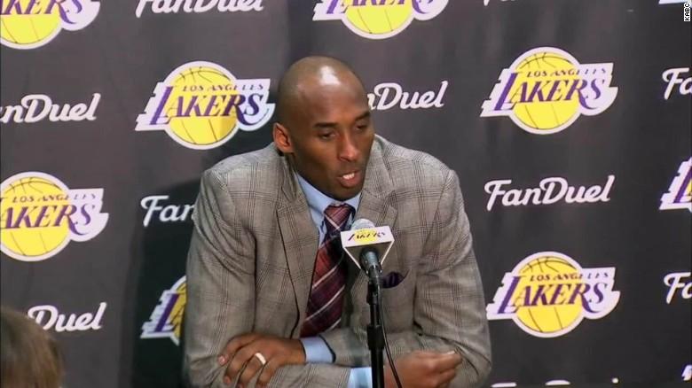 Kobe bryant retirement date in Perth