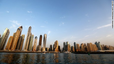 A country of towering ambition